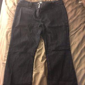 Ann Taylor bootcut jeans